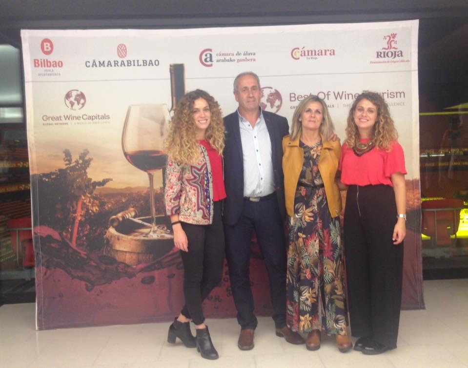 Pemios Best Of Wine Tourism 2018