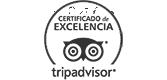 Logotipo Tripadvisor Certificado Excelencia