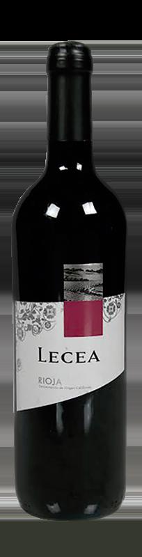 Botella Lecea Tinto Joven